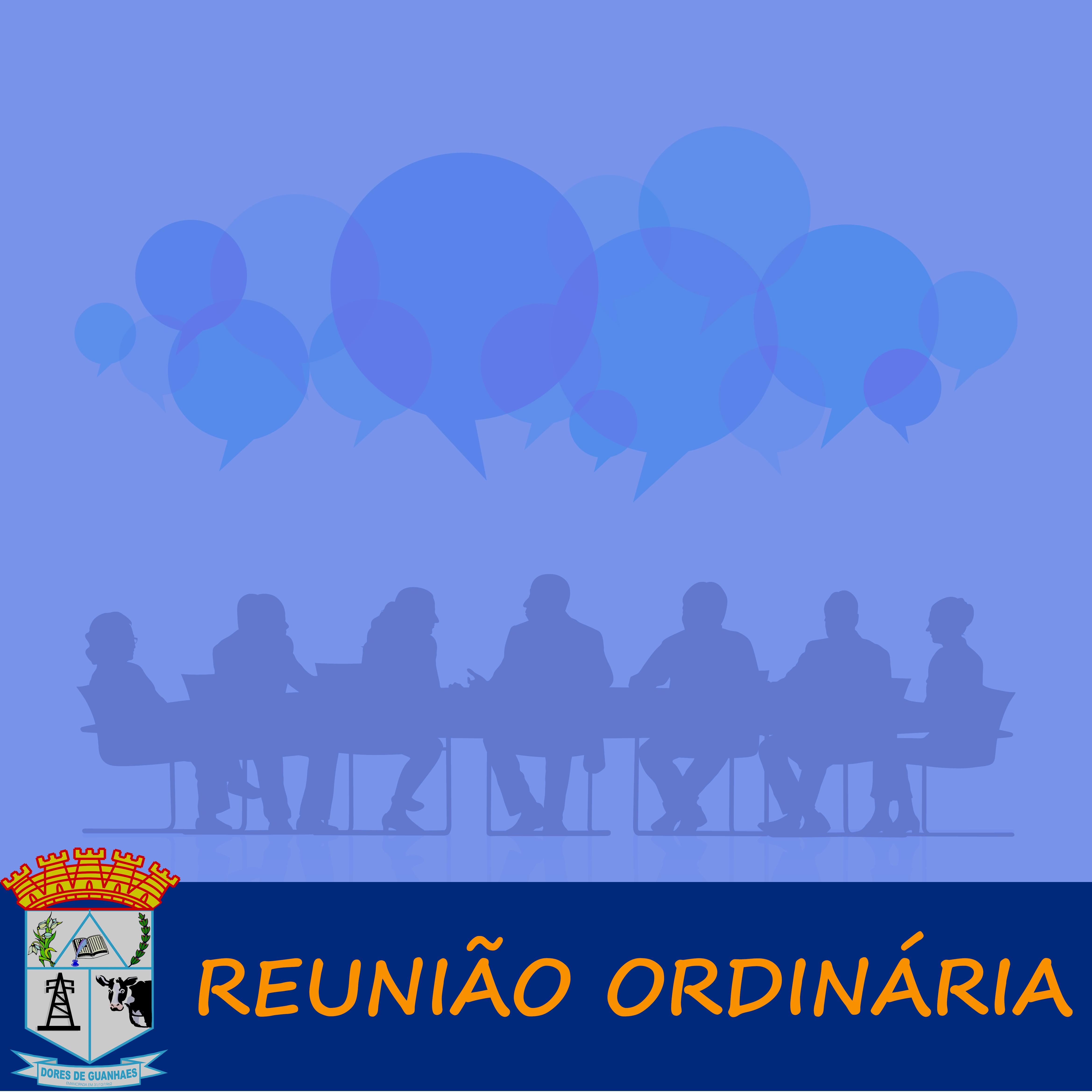 Reunião Ordinária – 16 de Agosto de 2021